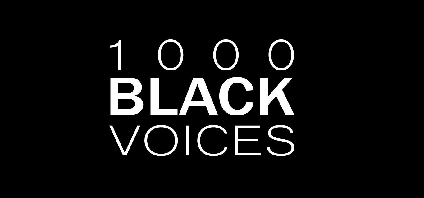 1000BlackVoices