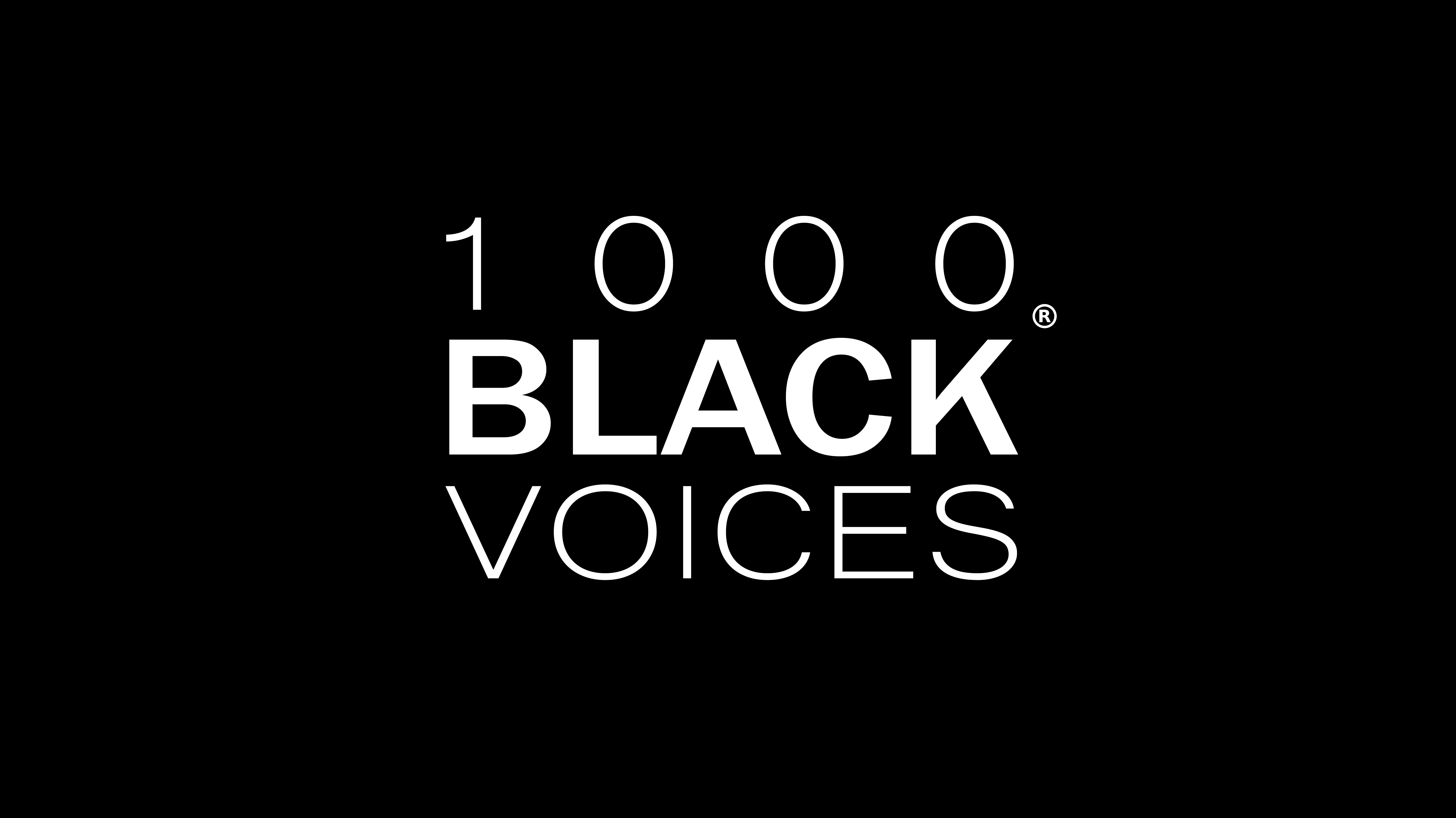 1000BlackVoices